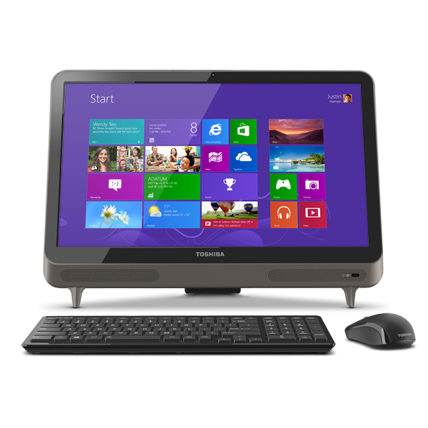All-in-one LX835-D3360 Desktop
