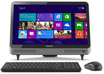 All-in-One Desktop PCs with Windows 8