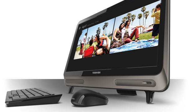 "21.5"" LX810 All-in-One Desktop PCs"