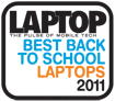 Qosmio X775-Q7272: LAPTOP MAG Best Back to School Laptops 2011 Award