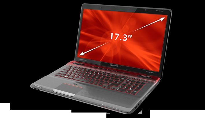 Toshiba Qosmio X770 Laptop Com...