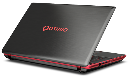 "17.3"" Qosmio X870 Series Laptops"