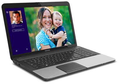 "17.3"" Satellite C870 Series Laptops"