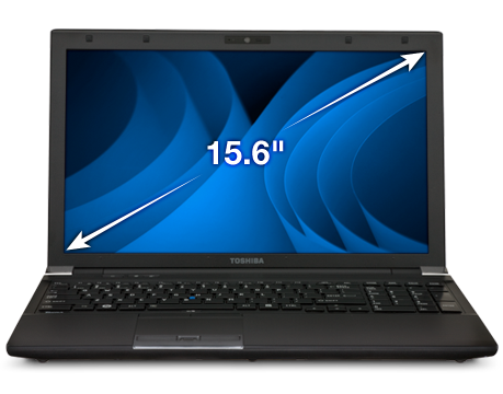 15.6&#148; Tecra<sup>®</sup> R950 Series Laptops