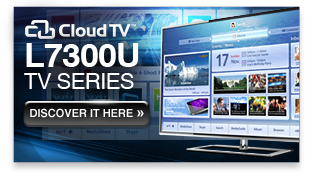 Discover the L7300U TV Series here »