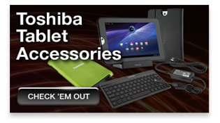 Toshiba Tablet Accessories »