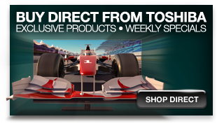 Shop TVs on ToshibaDirect.com