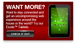 Want more? Try our Excite Tablets.