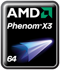 AMD Phenom™ II Tri Core Processor