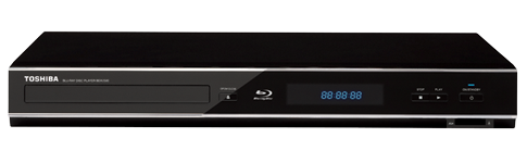 BDX2500 Wi-Fi Ready Blu-ray Player