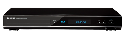 BDX2700 Blu-ray Player with Wi-Fi