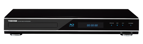 BDX3000 3D Wi-Fi Blu-ray Player