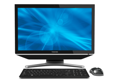 Toshiba All-in-one DX735-D3360 Desktop