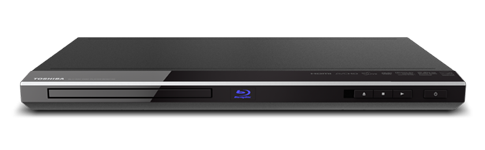 BDX2150 Wi-Fi Ready Blu-ray Player