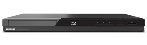 BDX2200 Wi-Fi Ready Blu-ray Player