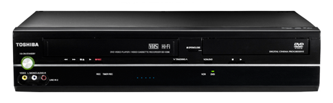 Toshiba SD-V296 DVD/VCR Player