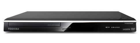 Toshiba SD5300 DVD Player