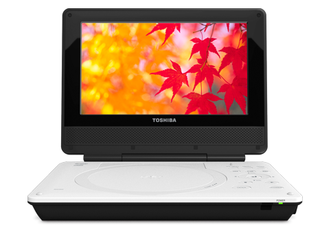 "Toshiba SDP95S 9"" Widescreen Portable DVD Player"