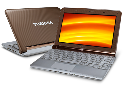Toshiba mini notebook NB305-N444BN Laptop