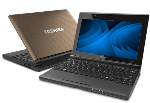 Toshiba mini notebook NB505-N508BN Laptop