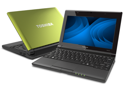 Toshiba mini notebook NB505-N508GN Laptop