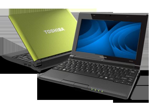 Toshiba mini notebook NB505-N508GN Laptop