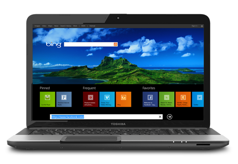 Toshiba Satellite C875-S7340 Laptop