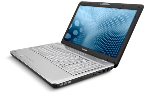 لابتوب توشيبا Toshiba Satellite L505 لويندوز XP