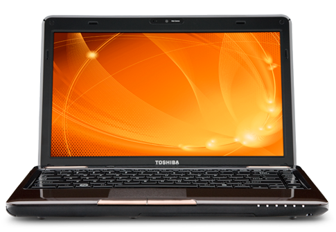 Toshiba Satellite L635-S3100BN Laptop