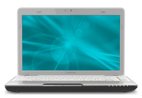 Toshiba Satellite L735-S3210WH Laptop