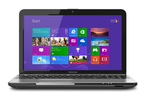 Toshiba Satellite L855-S5163 Laptop