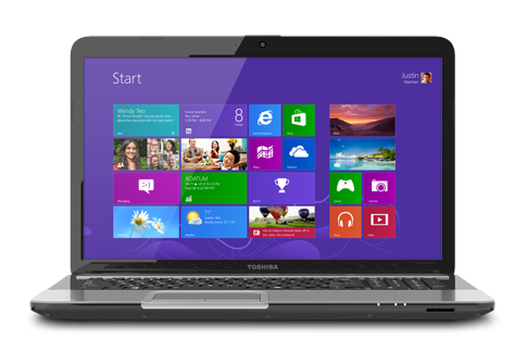 Toshiba Satellite L875-S7108 Laptop