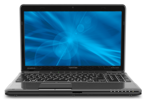 Toshiba Satellite P755-S5382 Laptop