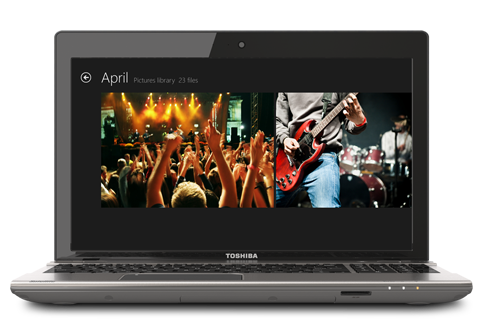 Toshiba Satellite P855-S5312 Laptop