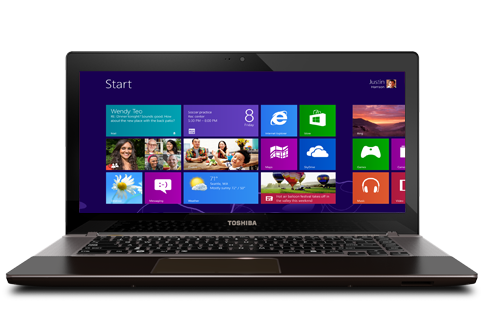 Toshiba Satellite U845W-S4170 Laptop