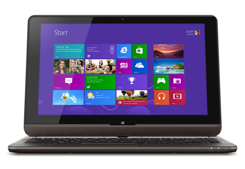 Toshiba Satellite U925T-S2120 Laptop