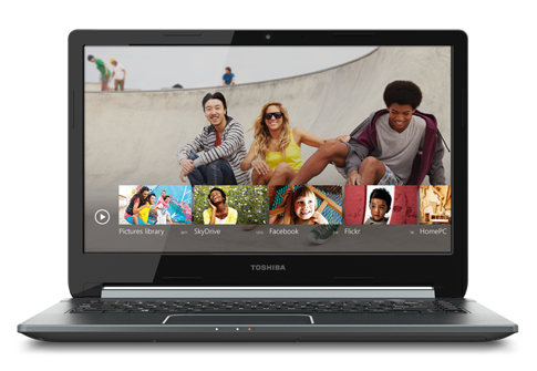 Toshiba Satellite U945-S4390 Laptop