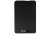 750 GB Canvio® Basics 3.0 Portable Hard Drive (Black)