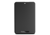 2TB Canvio® Basics 3.0 Portable Hard Drive (Black)