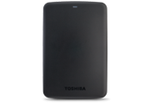500GB Toshiba Canvio® Basics Portable Hard Drive (Black)
