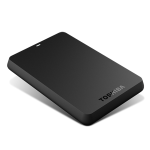 500GB Canvio® Basics 3.0 Portable Hard Drive (Black)
