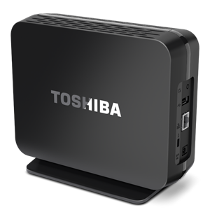 3TB Canvio® Personal Cloud Hard Drive