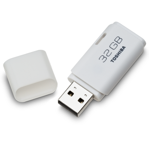 Toshiba 32GB Transmemory USB 2.0 Flash Drive