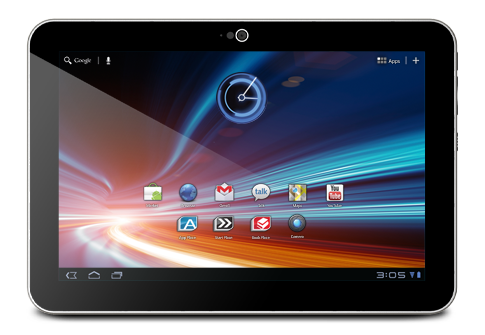 Excite™ 10 LE Tablet (16GB) featuring Android™ 4.0
