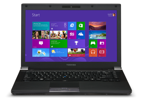 Toshiba Tecra R940-BT9400 Laptop