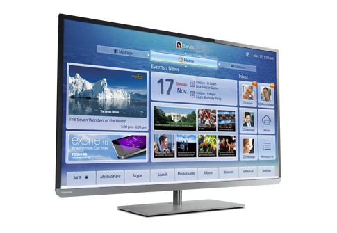 "50L4300U - 50"" class 1080P Cloud LED TV"