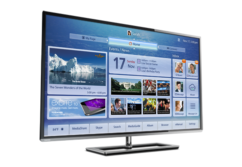 "50L7300U - 50"" class 1080P Cloud LED TV"