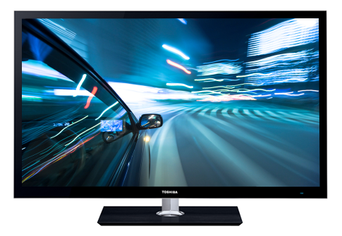 "Toshiba 55VX700U Cinema Series - 55"" class 1080p 120Hz LED TV"