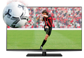 "55L6200U 55"" Class 3D LED HD TV"
