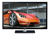 "55WX800U 55"" class 3D LED TV"